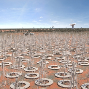 Australian SKA LFAA (Low Frequency Aperture Array) instrument